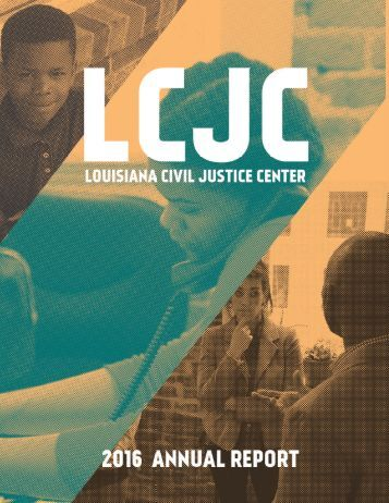 2016 LCJC Annual Report