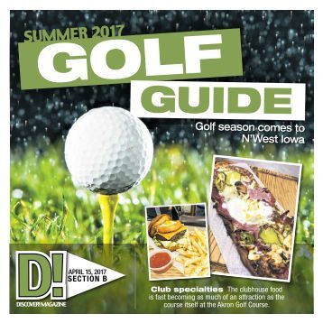 DISCOVER GOLF GUIDE