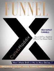 Funnel Magazine™ Second Edition