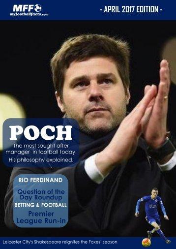 MyFootballFacts eMagazine - April 2017 Edition