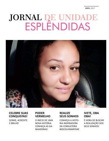 jornal esplendidas_ABRIL