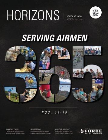 Horizons Magazine | April 2017