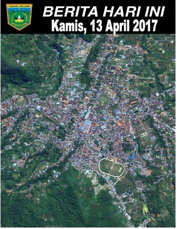 e-Kliping Kamis,13 April 2017