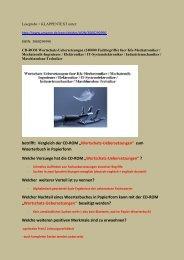 Vorteile: Technik-Woerterbuch (deutsch-englisch Begriffe-Fachuebersetzungen)