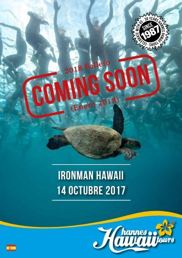 Hannes Hawaii Tours - IM CM Hawaii 2017 ES