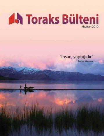Toraks Bülteni - Haziran 2010