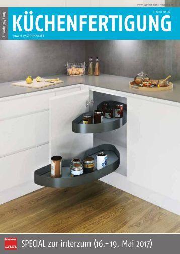 Küchenplaner - Küchenfertigung - Ausgabe 3/4 2017