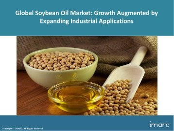 Soybean Oil Market Report and Outlook 2017-2022
