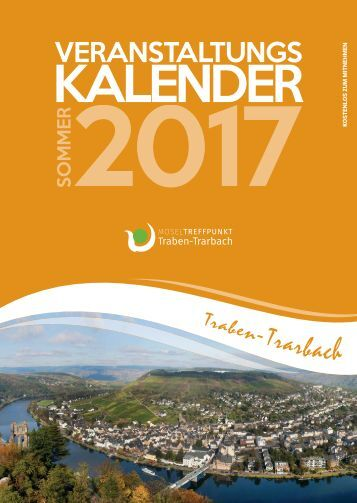 Touristenführer & Veranstaltungskalender Sommer 2017