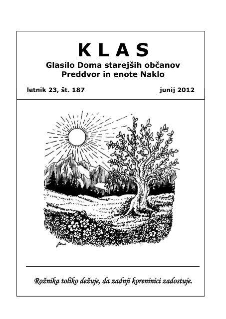 KLAS - junij 2012
