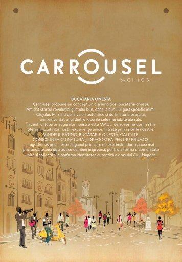 Meniu Carrousel 2017
