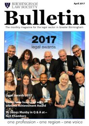 The Bulletin April 2017 v