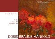 flyer downloaden - Doris Braune-Mangold