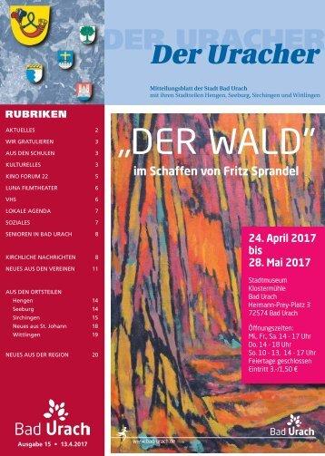 Der Uracher KW 15-2017