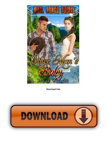 MAIL ORDER BRIDE: The Other Man's Baby: (Historical Clean Western Romance)