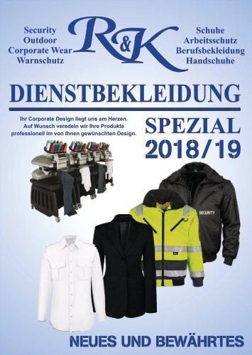 2018-2019 Spezialkatalog