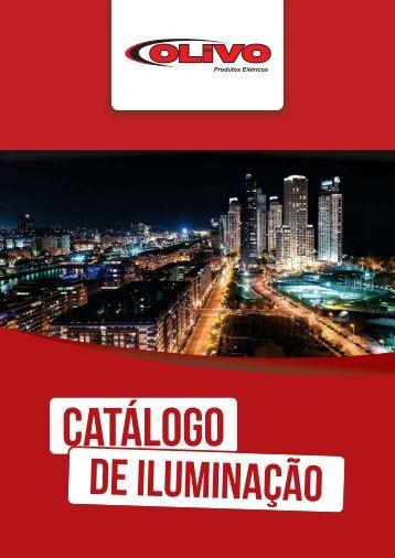 CATÁLOGO DE ILUMINAÇÃO 2017