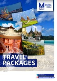 2017-020 Travel Packages 041317