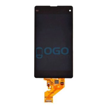 For Sony Xperia Z1 CompactZ1 Mini LCD & Digitizer Touch Screen Assembly Replacement - Black