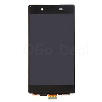 For Sony Xperia Z3 + Z4 LCD & Digitizer Touch Screen Assembly Replacement - Black