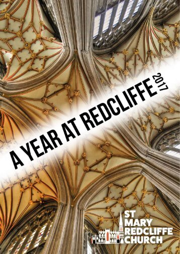 St Mary Redcliffe Church - A Year at Redcliffe