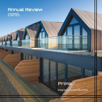 Annual Review 2016 - Prima Systems