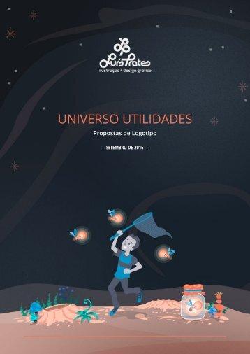 Propostas de Logotipo para Universo Utilidades