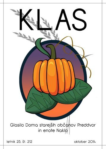 KLAS - oktober 2014