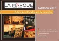 catalogue La Marque 2017
