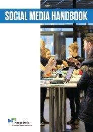 Social Media Handbook for staff and students Porvoo Campus