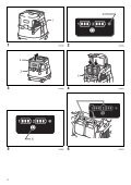 Makita ASPIRATORE HYBRID AC/DC 220V - 18Vx2 - DVC860LZ - Manuale Istruzioni - Page 2