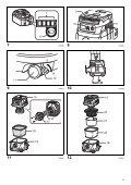 Makita ASPIRATORE HYBRID AC/DC 220V - 18Vx2 - DVC860LZ - Manuale Istruzioni - Page 3