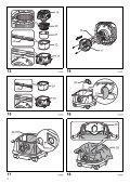Makita ASPIRATORE HYBRID AC/DC 220V - 18Vx2 - DVC860LZ - Manuale Istruzioni - Page 4