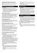 Makita GIACCA VENTILATA A BATTERIA (M / L / XL) POLYESTERE - DFJ201Z - Manuale Istruzioni - Page 4