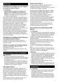 Makita GIACCA VENTILATA A BATTERIA (M / L / XL) POLYESTERE - DFJ201Z - Manuale Istruzioni - Page 7