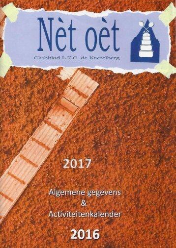 Informatiegids 2017 L.T.C. de Kaetelberg