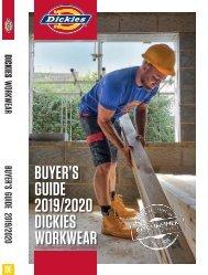 K3S DICKIES WORKWEAR 2020