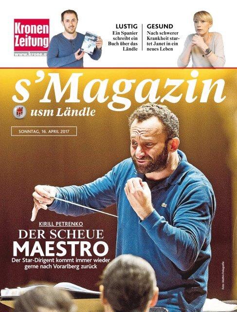 s'Magazin usm Ländle, 16. April 2017