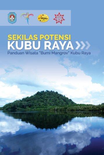 Panduan Wisata Bumi Mangrove Kubu Raya Flipbook