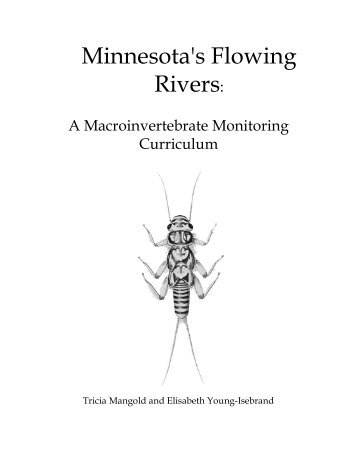 Minnesota's Flowing Rivers: - Center for Global Environmental ...