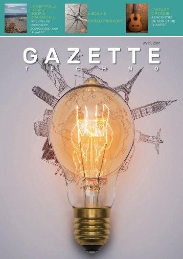 Gazette techno