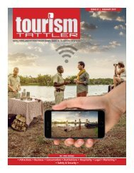 Tourism Tattler January 2017 Edition