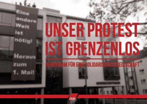 Jugendbündnis 1. Mai 2014 Braunschweig