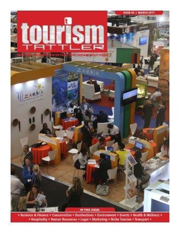Tourism Tattler March 2017 Edition