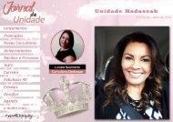 JORNAL DE UNIDADE - HADASSAH 042017