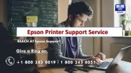 How to Fix Epson Printer Error Code 0xf1 | 1800-243-0019 Epson Support