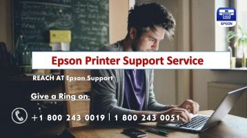 How to Fix Epson Printer Error Code 0xf1 | 1800-243-0019 Epson Support