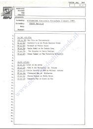 19890302 Draaiboek Nationale hitparade top 100 2 maart 1989 (tekst Martijn Krabbe) (13)