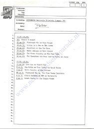 19890302 Draaiboek Nationale hitparade top 100 2 maart 1989 (tekst Peter Teekamp) (11)