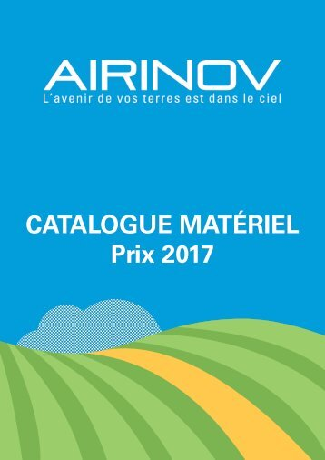 Catalogue materiel 2017